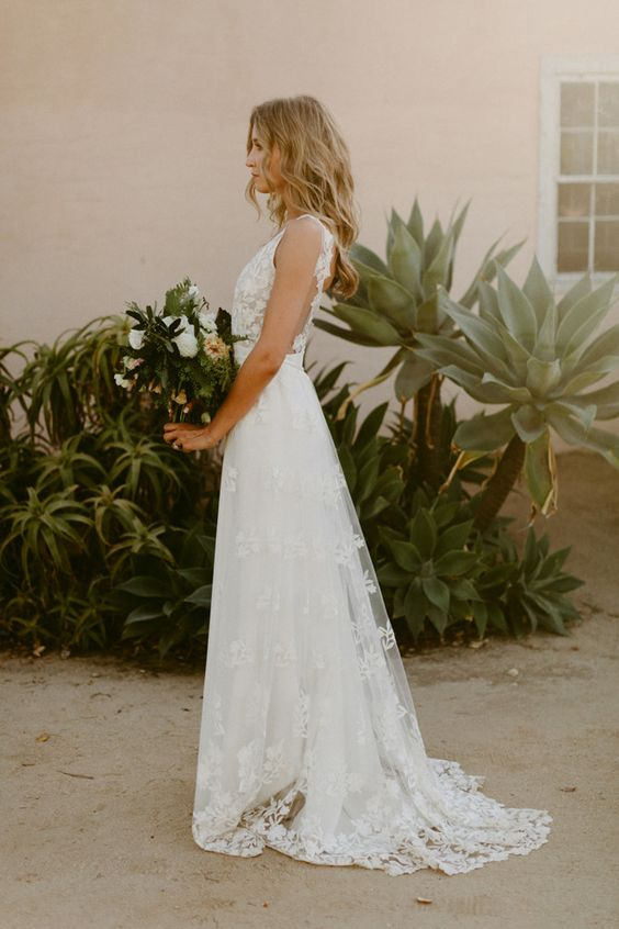 Effortless California Bride - Team Hair and Makeup / Katch Silva photography