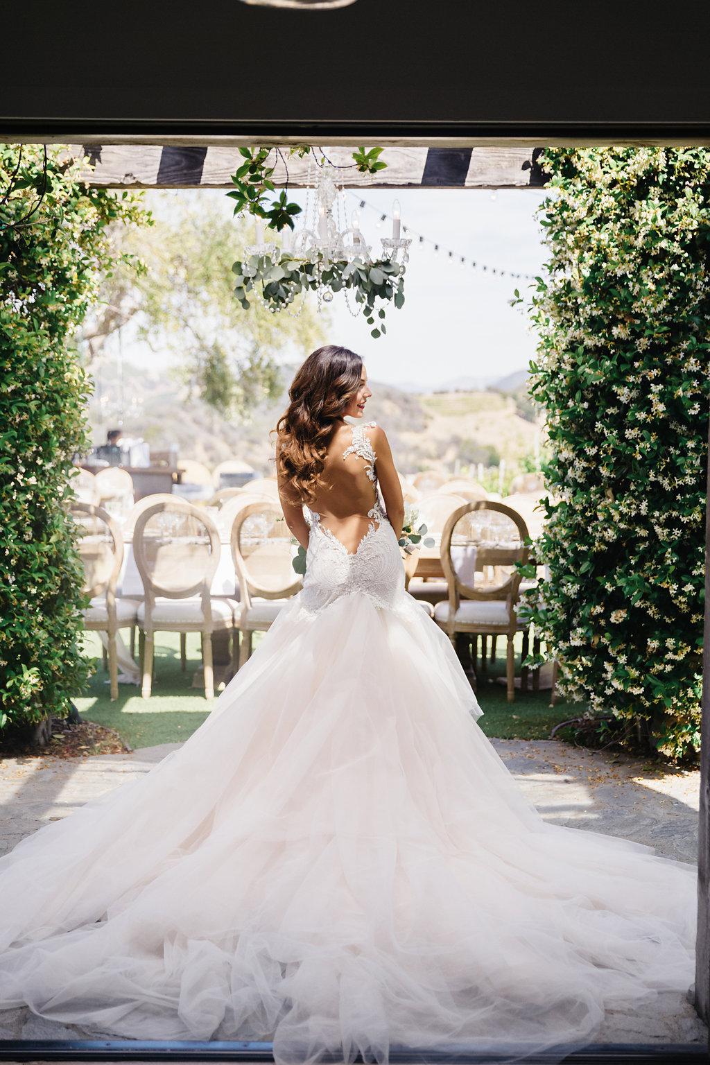 A Picturesque Malibu Wedding and Galia Lahav Adorned Bride