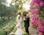Enchanting San Ysidro Ranch wedding feature on Style Me Pretty