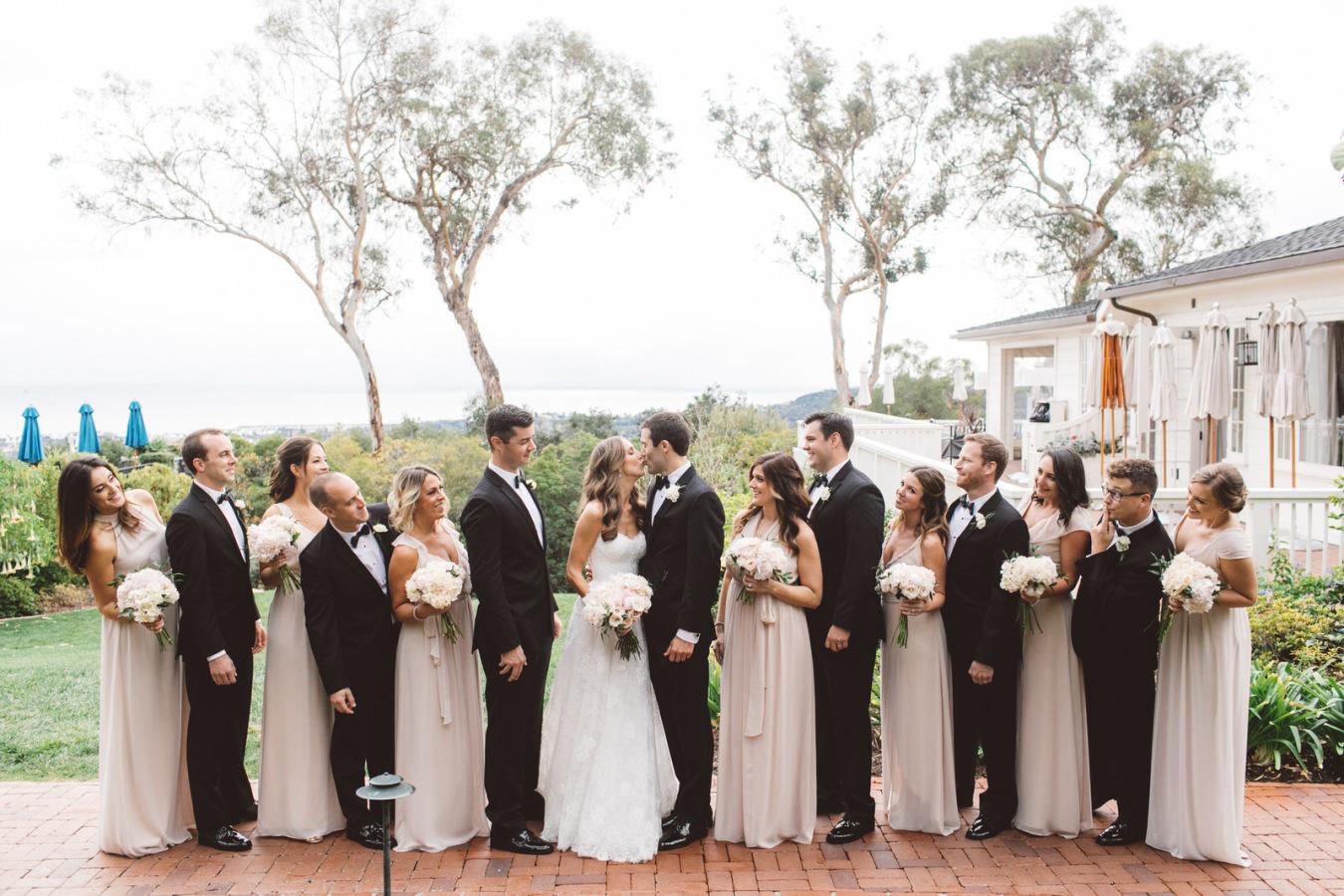 El Encanto Santa Barbara wedding / Style Me Pretty