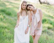Bridal style: TEAM Hair and Makeup for Rime Arodaky / Photography: Greg Finck