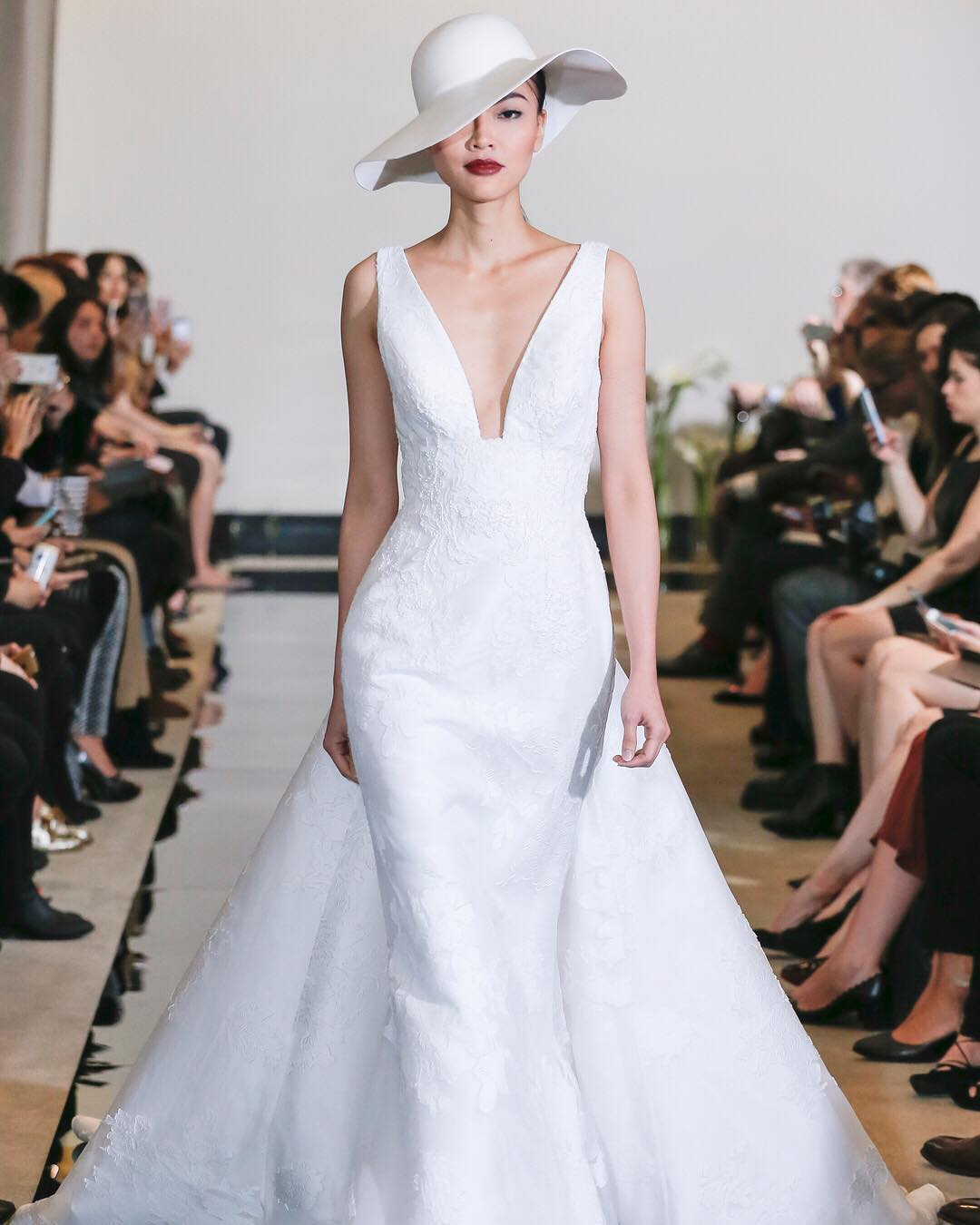 Justin Alexander - New York Bridal Fashion Week