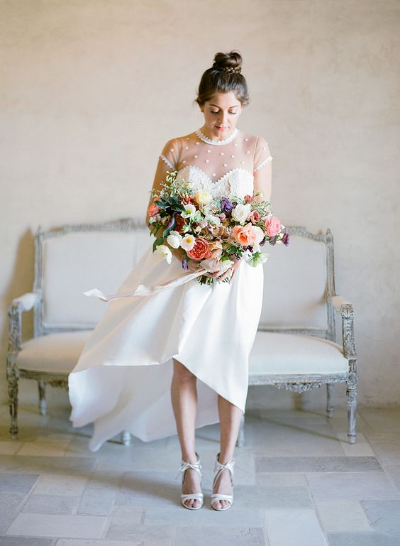 Flutter Mag Editor's Santa Ynez butterfly wedding