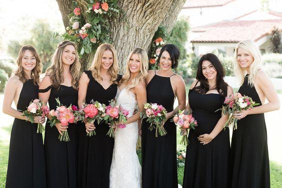 Gorgeous Ojai, California wedding - Hair and makeup by TEAM Hair & Makeup   Photographed by Brandon Kidd
