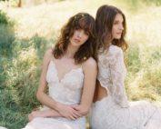 Claire Pettibone's California Dreamin' Bridal Collection