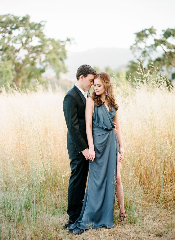 WHY IT PAYS TO TRAVEL FOR YOUR ENGAGEMENT SESSION: Santa Barbara, California / photography by Rebecca Yale / TEAM Hair and Makeup