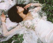 Romantic and dreamy creative collaboration