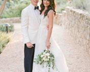 A Wedding Planner's Exquisite Ojai, California Nuptials