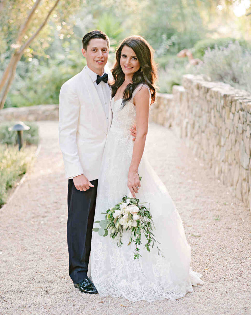A Wedding Planner's Exquisite Ojai, California Nuptials