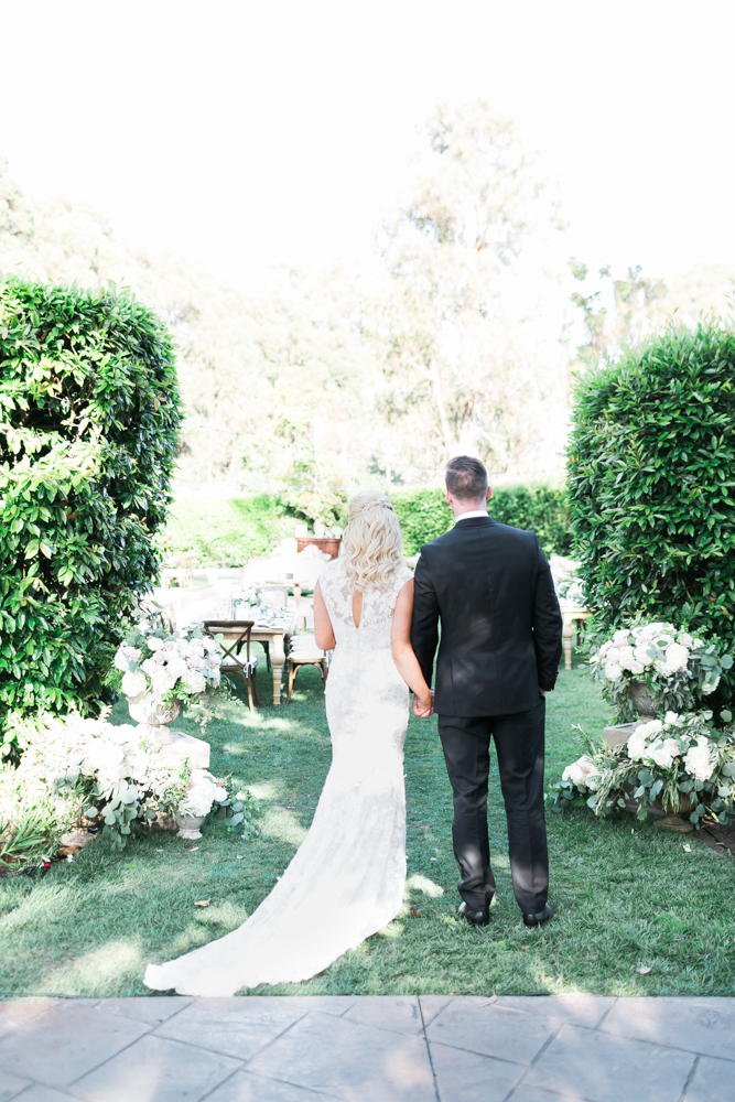 Beautiful Santa Barbara Wedding
