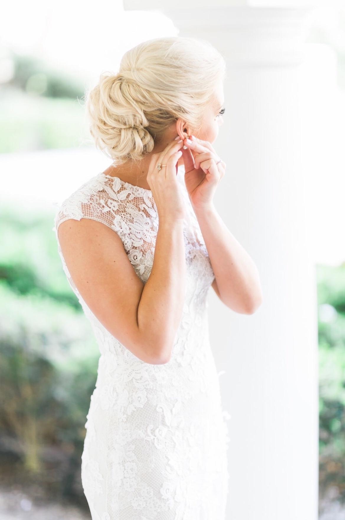 Beautiful California Summer Wedding / TEAM Hair and Makeup - TEAM ...