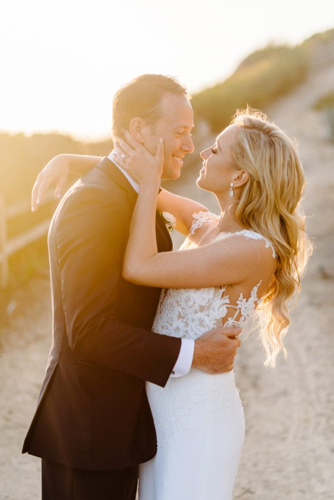 Pink and Gold California Sunset Wedding - TEAM Hair and Makeup