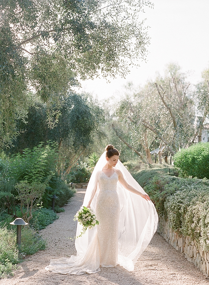 Rustic and Elegant Ojai, California Wedding | TEAM Hair and Makeup