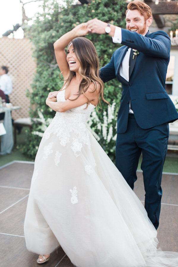 Elegant and Heart-Felt Malibu Wedding - TEAM Hair and Makeup