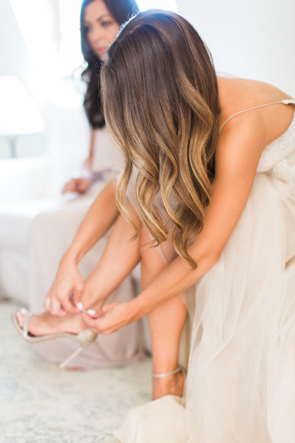 Elegant and Heart-Felt Malibu Wedding - TEAM Hair and Makeup