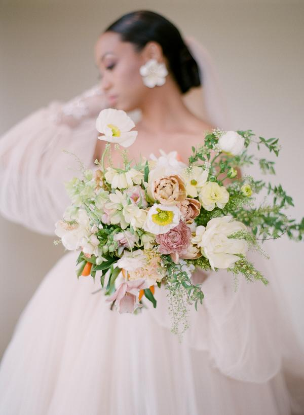 Rustic Chic Wedding Inspiration featured on Style Me Pretty - TEAM Hair & Makeup
