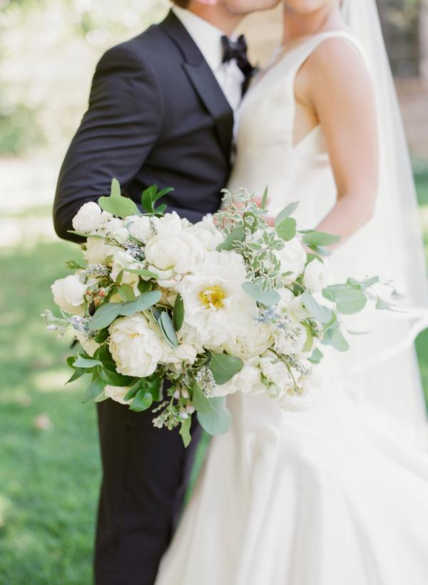 ethereal wildflower themed wedding- style me pretty - TEAM Hair & Makeup