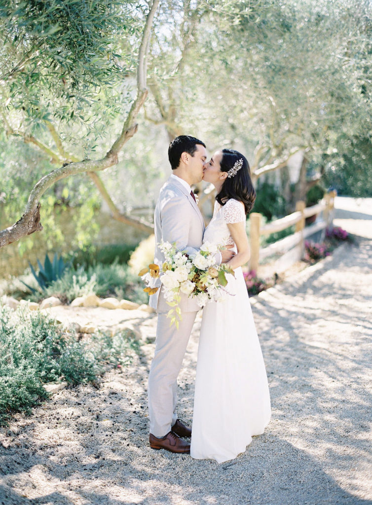Martha Stewart California wedding | TEAM Hair & Makeup