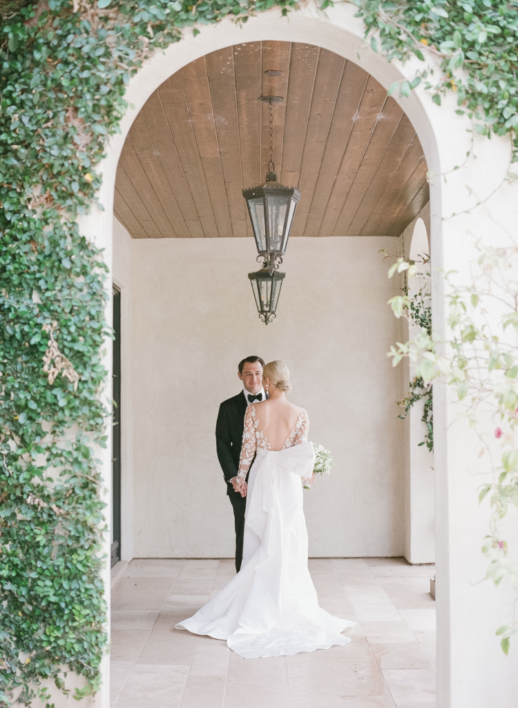 A Summer Santa Barbara Wedding with Pacific Ocean views