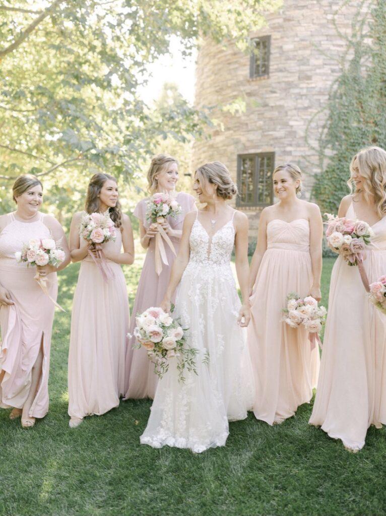 Romantic Santa Ynez Wedding Featured on The Knot